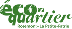 Éco-quartier Rosemont–La Petite-Patrie Logo